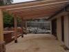 flat roof twin wall