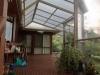 twin wall steel gable roof