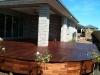 rounded corner deck