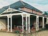 edwardian style verandah pergola